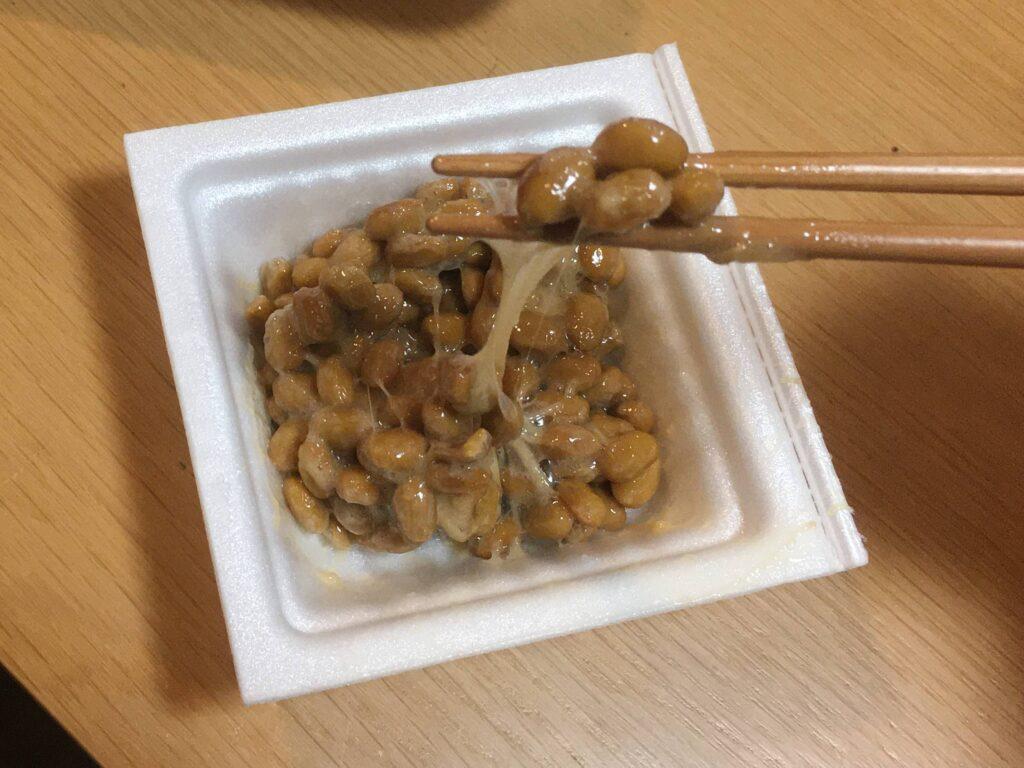 コープの納豆
